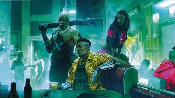 CD Projekt pridal do Cyberpunk videa správu pre hráčov