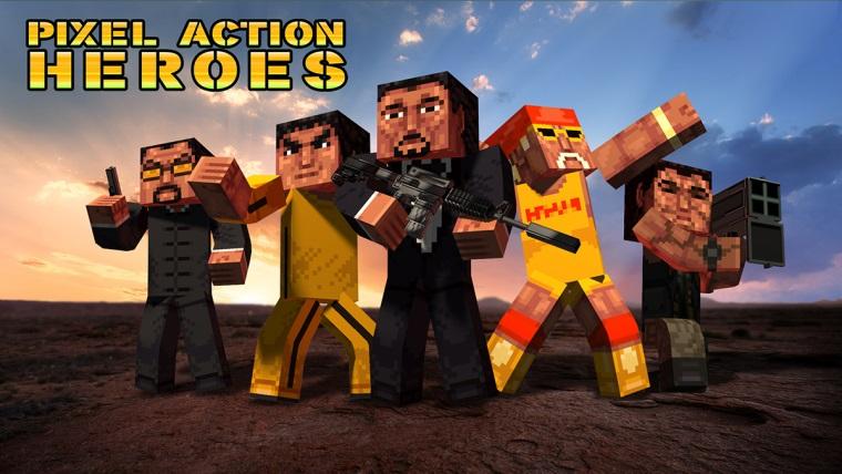 Slovenská hra Pixel Action Heroes je vonku, autori ju chcú rozdať všetkým slovenským Switch hráčom