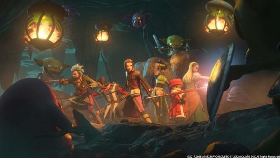 Dragon Quest XI: Echoes of an Elusive Age ukazuje svoje systémové požiadavky