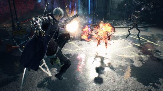 Capcom nechce meniť Devil May Cry 5 na štýl nového God of War