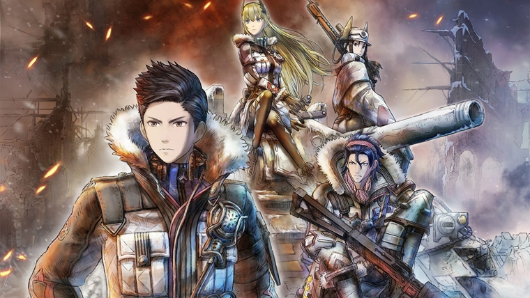 Gamescom 2018: Valkyria Chronicles 4 prichádza na západ