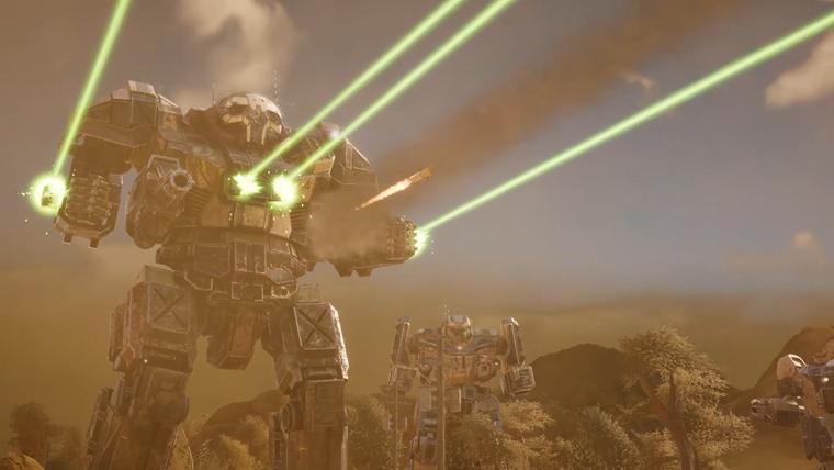 Gamescom 2018: Battletech sa dočká rozsiahleho DLC