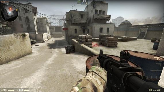 Counter-Strike: Global Offensive dostalo free offline verziu