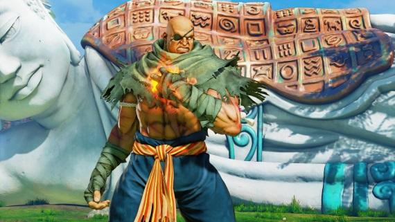 Sagat a G rozširujú zoznam bojovníkov v Street Fighter V: Arcade Edition
