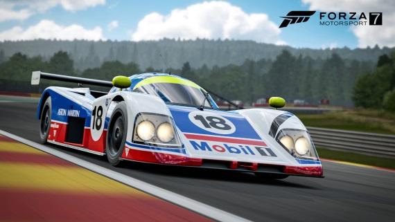 Forza Motorsport 7 dostala augustový update