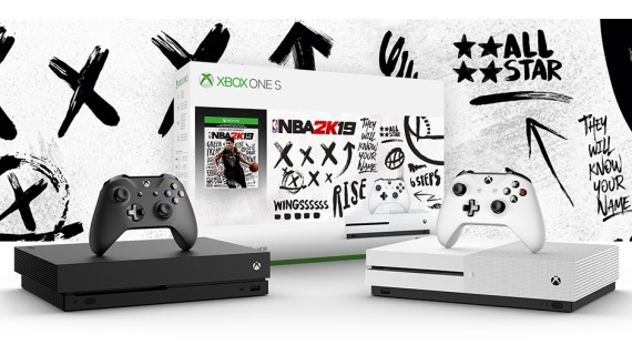 Xbox One dostane NBA 2K19 bundle