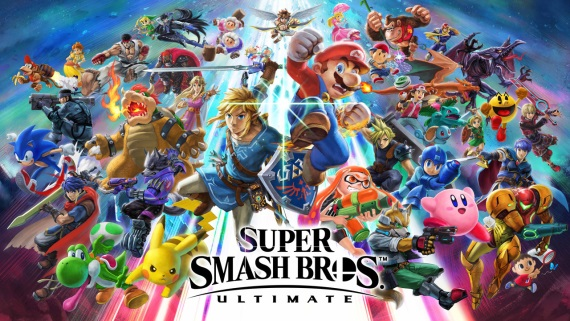O 16:00 začína Super Smash Bros. Ultimate Direct