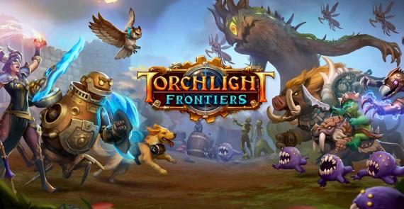 Torchlight Frontiers ohlásený, bude online prídavkom do série