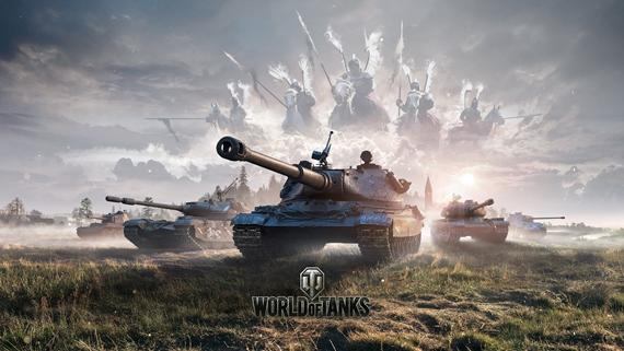 Poľské tanky prichádzajú do World of Tanks a poľský raper k tomu pripravil novú skladbu