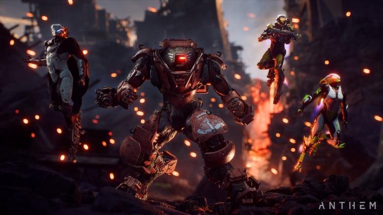 Anthem predvádza nový trailer, BioWare prezradili dátum vydania dema