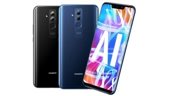 Huawei Mate 20 lite predstavený