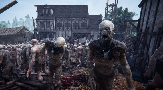 Fantasy RPG v otvorenom svete The Black Masses ukazuje prvý gameplay trailer
