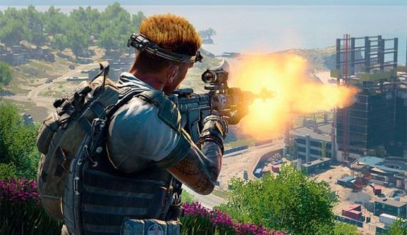 Gameplay z Blackout beta testu v Call of Duty Black Ops 4