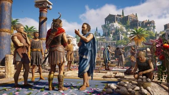 Assassins Creed: Odyssey bude mať dva herné mody
