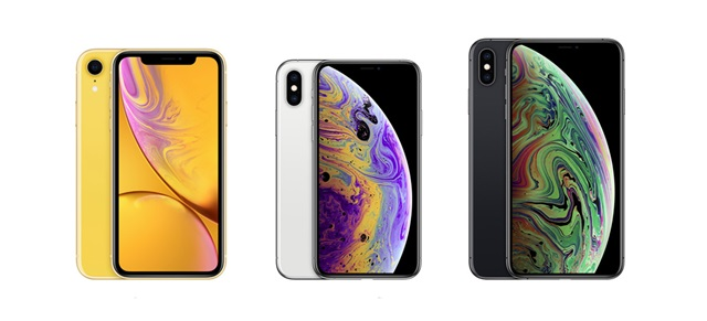 Apple ohlásilo Watch 4 hodinky a iPhone XS, XS Max  a iPhone XR