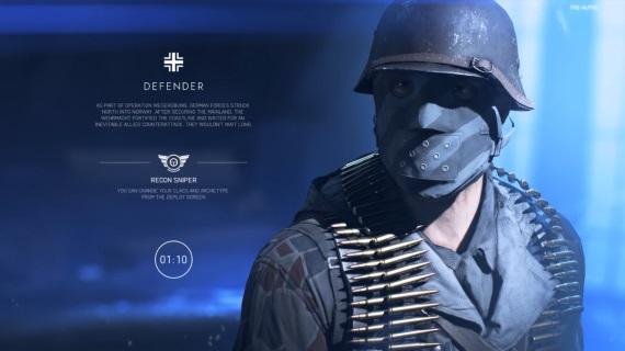 DICE zmierni customizácie postáv v Battlefield V, aspoň pri štarte hry