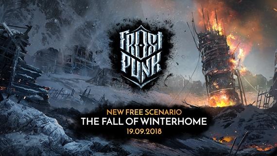 Frostpunk v novom prídavku priblíži pád mesta Winterhome