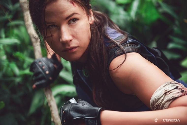 Vydanie Shadow of the Tomb Raider sprevádza cosplay s českou Larou