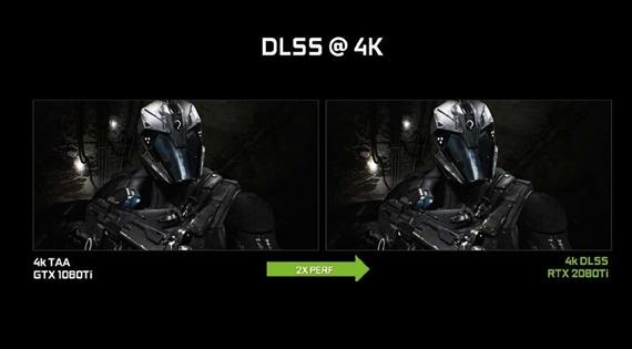 Nvidia približuje DLSS funkciu antialiasingu v nových RTX kartách
