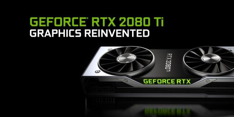 Prvé herné benchmarky RTX2080 a RTX2080 Ti sú tu