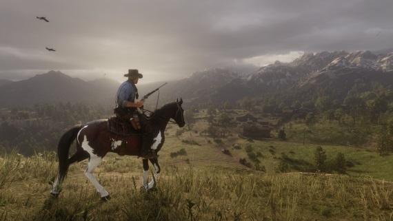 Red Dead Redemption 2 ukazuje nové zábery, bude mať aj pohľad z prvej osoby