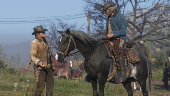 Aké detaily uvidíme v Red Dead Redemption 2?