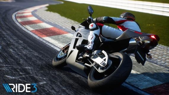 Ride 3 predstavuje všetky motorky a kategórie v hre
