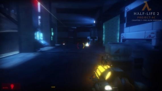 Project AC je ďalšie fanúšikovské prepracovanie Half Life: Episode 3