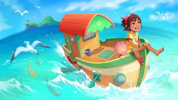 Summer in Mara vás pozýva na slnečný ostrov, o ktorý sa treba postarať na PC, PS4 a Switch