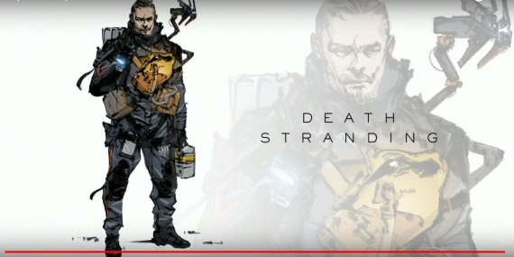 Death Stranding ukazuje nový trailer a hercov
