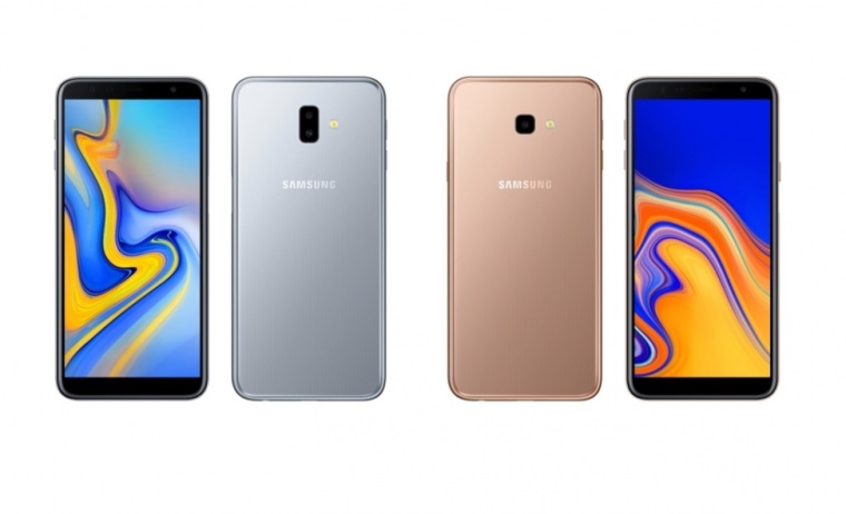 Samsung predstavil svoje lowendy v Galaxy sérii a to J6+ a J4+, dáva im Amoled displej