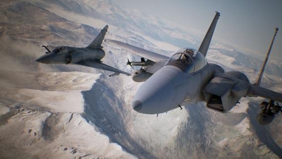 Ace Combat 7 bude podporovať až 8K rozlíšenie a neobmedzený framerate
