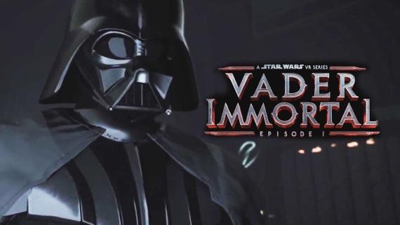 Star Wars VR séria Vader Immortal predstavená, príde na Oculus