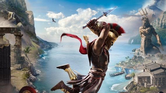 Assassin's Creed Odyssey ukázal nový gameplay z PAX výstavy