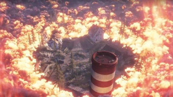 Battle Royale pre Battlefield V sa volá Firestorm, dostane podporu 64 hráčov