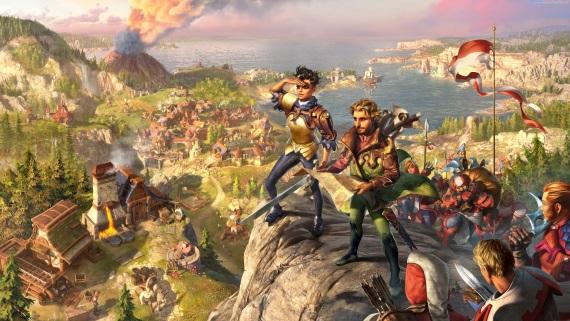 Nová The Settlers hra ukazuje detaily svojho vizuálu