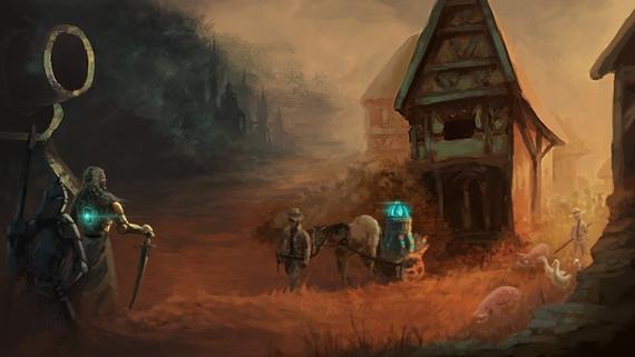 Slovenská RPG Moonfall dnes vychádza v Ultimate edícii