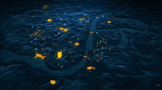 Mapa Battle Royale režimu v Call of Duty Black Ops 4 predstavená