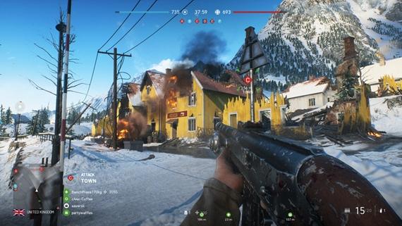 Autori Battlefieldu V rozprávajú o hre a otvorenej bete