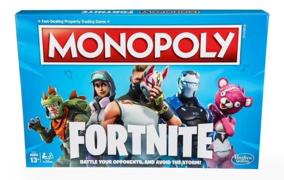 Fortnite útočí aj na svet hračiek, dostane Monopoly a aj Nerfky