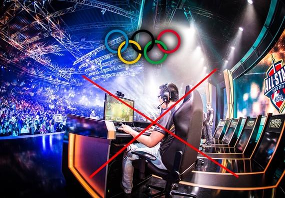 eSport hry na olympiáde nechcú, myslia si, že existujú len násilné a krvavé hry
