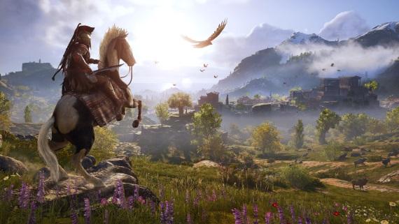 Assassin's Creed Odyssey ponúka PC požiadavky