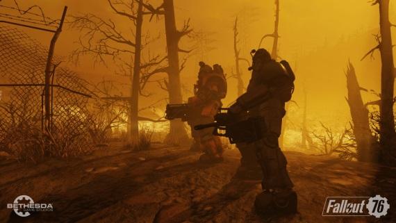 Fallout 76 dnes dostal veľký patch na PC