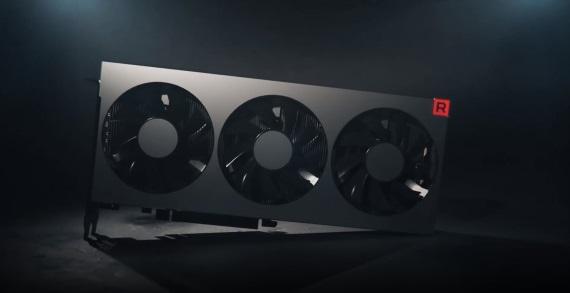 AMD ponúklo oficiálne benchmarky Radeon 7 karty