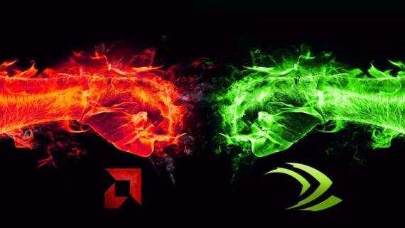 Čo hovorí Nvidia na novú Radeon VII grafiku od AMD?