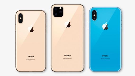 Apple pripravuje na tento rok tri verzie iPhone, mierne upraví XR a XS