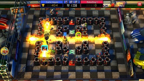 Blast Zone Tournament je zadarmo na Steame