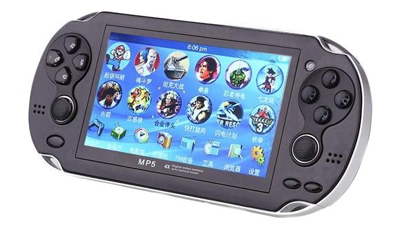 Soulja Boy ponúkol ďalší handheld, tentoraz je v dizajne PS Vita