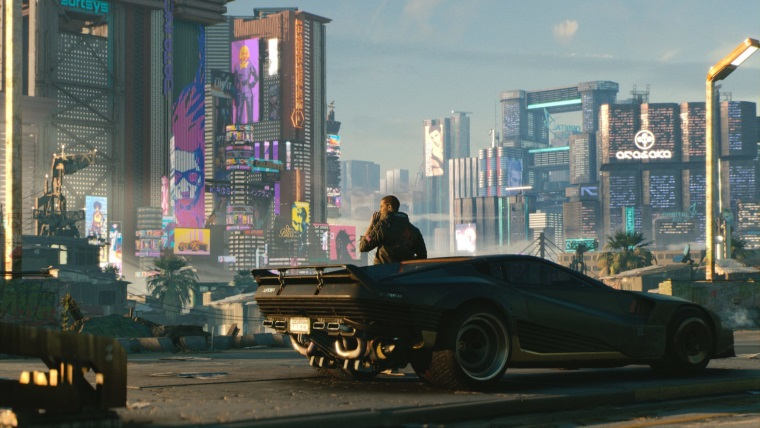 Cyberpunk 2077 približuje veľkosť svojho sveta, autori nepoužijú žiadne procedurálne generovanie