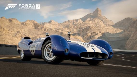 Forza Motorsport 7 dostáva nový balík klasických vozidiel